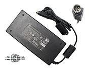 LEI 54V 2.77A 150W Laptop Adapter, Laptop AC Power Supply Plug Size
