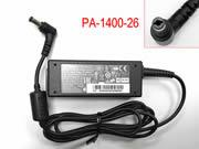 LITEON 19V 2.1A 40W Laptop Adapter, Laptop AC Power Supply Plug Size 5.5 x 1.7mm