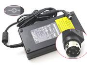 LITEON 19V 9.5A 180W Laptop Adapter, Laptop AC Power Supply Plug Size 4PINmm