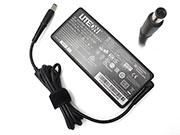 Liteon 20V 6.75A 135W Laptop Adapter, Laptop AC Power Supply Plug Size 7.4 x 5.0mm