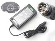 LI SHIN 12V 4.16A 50W Laptop Adapter, Laptop AC Power Supply Plug Size