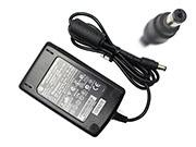 LI SHIN 12V 4.58A 55W Laptop Adapter, Laptop AC Power Supply Plug Size 5.5x2.1mm