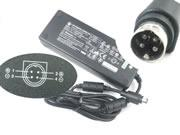 LI SHIN 20V 6A 120W Laptop Adapter, Laptop AC Power Supply Plug Size 4-pinmm
