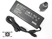 LI SHIN 20V 8A 160W Laptop Adapter, Laptop AC Power Supply Plug Size