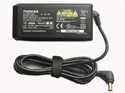 TOSHIBA 12V 2A 24W Laptop Adapter, Laptop AC Power Supply Plug Size 5.5x3.0mm