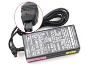 TOSHIBA 15V 3A 45W Laptop Adapter, Laptop AC Power Supply Plug Size 2holesmm