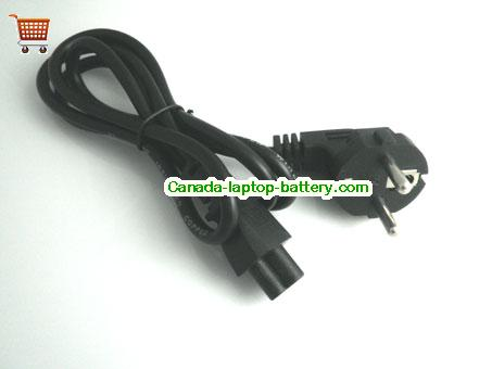 EU C5 1.2m Adapter Power cable, light