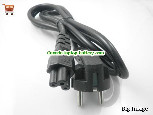 Stand EU C5 1.5m Adapter Power cable, power cord