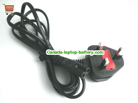 UK 1.2m Adapter Power cable, C7