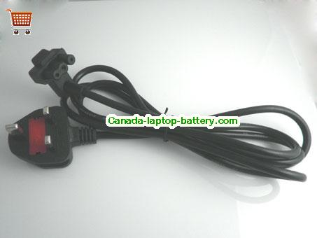 UK Dell Power Cord with fused, 1.8M